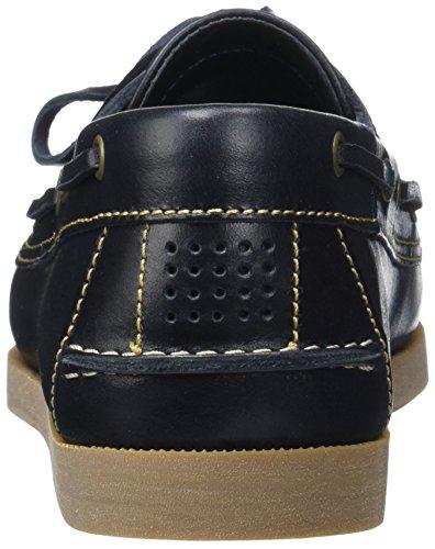 TBS Phenis A8, Chaussures Bateau Hommes Bleu (Marine Miel)