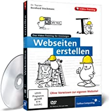 Webseiten erstellen. Das Video-Training für Einsteiger