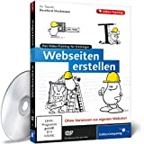 Produkt-Bild: Webseiten erstellen. Das Video-Training für Einsteiger
