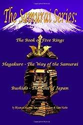 The Samurai Series: The Book of Five Rings, Bushido & Hagakure by Miyamoto Musashi (2006-12-01)