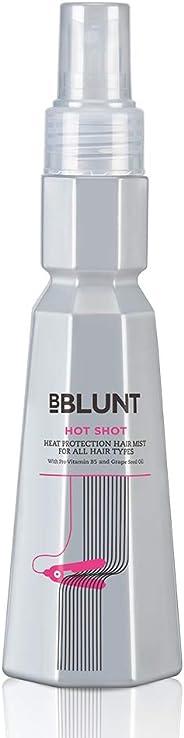 BBLUNT Bblunt Hot Shot - Heat Protection Hair Mist, 150 ml