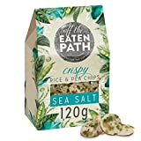 Off The Eaten Path Salted Popped Rice Chips 120g
