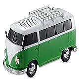 Bluetooth Lautsprecher Kabelloser L Autsprecher Bunte Mini Bluetooth Lautsprecher Auto Form Mini Bus Lautsprecher Unterstützung Disk Insert Card Mini Lautsprecher Mp3 Player B