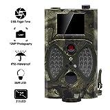 distianert 12MP 1080P cámara de vida silvestre caza Trail con visión nocturna por infrarrojos–camuflaje