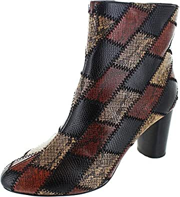 Size 7 Lotus Women's Laura Synthetic Ankle Boots