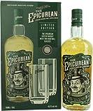 The Epicurean Geschenkset mit 2 Gläsern 46.2% 0,7l