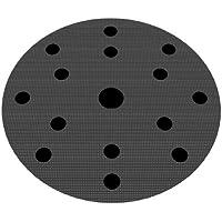 Proteggi Platorello con Velcro Ø 150mm con 15-Fori - per Levigatrice Lucidatrice - Dischi Abrasivi - DFS