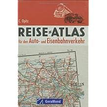 Reiseatlas für den Auto- und Eisenbahnverkehr