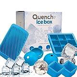 Quench - Kit à glaçons cocktail Ice Box