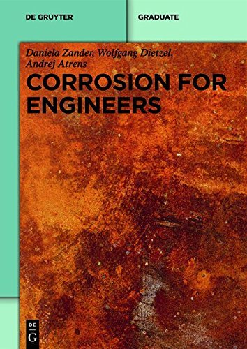 Corrosion for Engineers (De Gruyter Textbook) (English Edition)