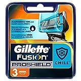 Gillette Fusion ProShield Chill Recharge de lames pour rasoir