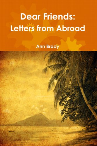 Book cover image for Dear Friends: Letters from Abroad