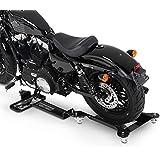 Peana Aparcamiento Moto Ducati Scrambler Urban Enduro ConStands M2 negro