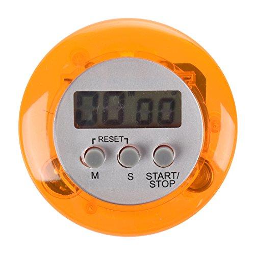 SODIALR Temporizador Cronometro LCD Digital Magnetico