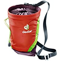 Deuter Gravity Chalk Bag II L Bolsa de Magnesio, Unisex Adulto, Naranja (Papaya