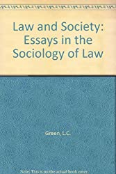 Green law and society: Essays in the Sociology of Law