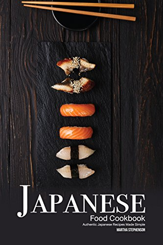 Japanese Food Cookbook: Authentic Japanese Recipes Made Simple (English Edition) (Bento-candy)