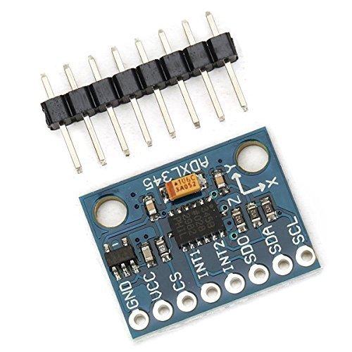 DollaTek ADXL345 3-Achsen Digitale Beschleunigung des Schwerkraft-Tilt-Moduls für Arduino GY-291 Tilt-modul