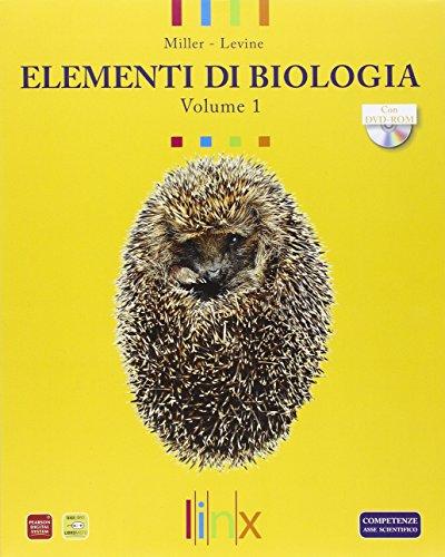 Elementi di biologia. Per le Scuole superiori. Con DVD-ROM. Con espansione online: 1