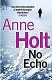 No Echo (Hanne Wilhelmsen Series)