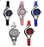 #9: OpenDeal Girls & Woman Watch New Collection Glory Combo Pack 5 OD-W1133