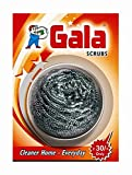 #5: Gala 132817 Swash Card Steel Scrubber 1pc