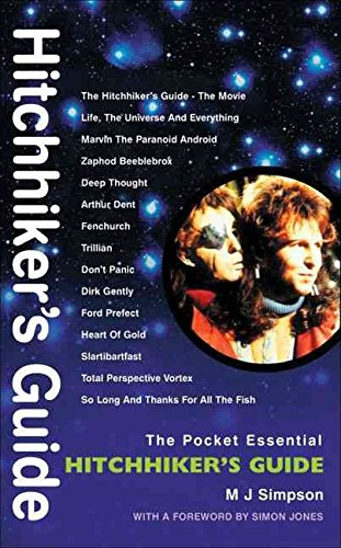 [The Hitch Hiker's Guide: The Pocket Essential] (By: M. J. Simpson) [published: October, 2006]