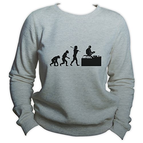 Dj Pullover Dj Evolution Sweater Music Pullover Unisex Outfit