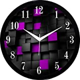IT2M 11 Round Wall Clock With Glass For ...