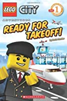 Explore the world of LEGO City!Clear the runway and get ready for take-off with this new reader about the LEGO City airport! Kids will explore the air traffic control tower, watch the workers load the baggage trucks, join the passengers boarding the ...