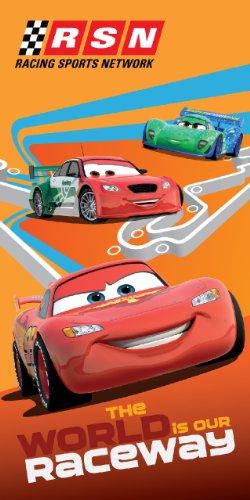 CARS STRANDTUCH/BADETUCH, 140 X 70 CM, DISNEY/PIXAR// (Scooby Auto Doo Zubehör)