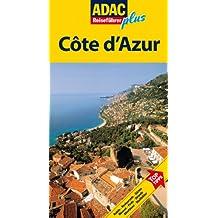 ADAC Reiseführer plus Cote d'Azur: Mit extra Karte zum Herausnehmen
