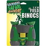Backyard Safari - Binóculos (Juratoys 0T2408404TL)