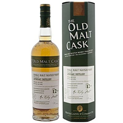 Laphroaig 12 Year Old 2002 Old Malt Cask