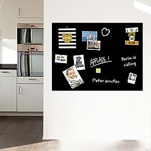selbstklebende magnetische tafelfolie 100x75 schwarz b robedarf schreibwaren. Black Bedroom Furniture Sets. Home Design Ideas