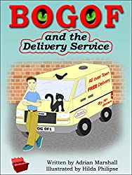 BOGOF and the Delivery Service (BOGOF the Supermarket Cat Book 8)