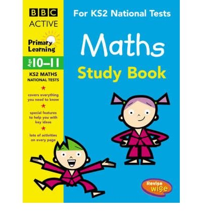 [KS2 Revisewise Maths Study Book] [by: BBC Active]
