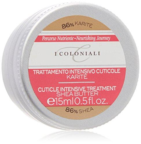 i coloniali -nails cuticle balm crema trattamento cuticole 15 ml