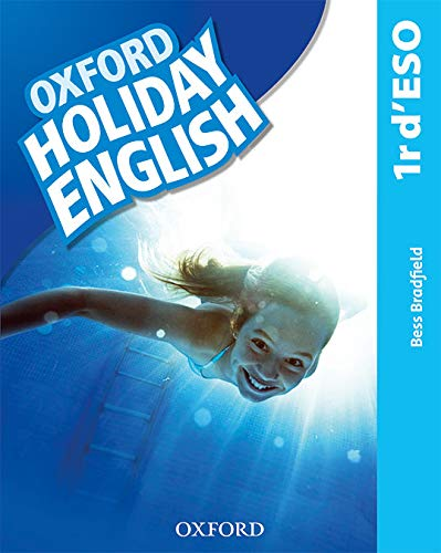Holiday English 1.º ESO. Student's Pack (catalán) 3rd...