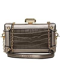 Elle Women's Sling Bag (Silver)