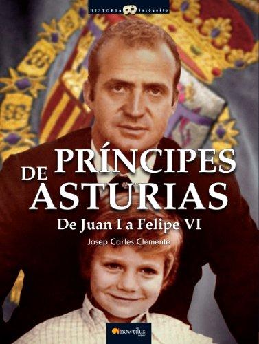 Descargar Libro Príncipes de Asturias de Josep Carles Clemente