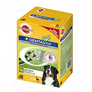 Pedigree Dentastix Fresh pour grand chien 28 sticks
