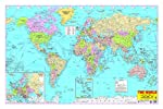 About The BookThe World Map is a syllabus friendly Atlas meant for the primary section age group. A clear and understandable introduction of planet-earth, figures and facts and mapping is made available in this book for students. The book is paged wi...