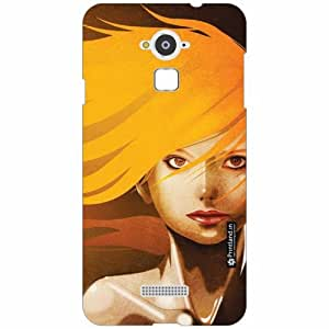 Coolpad Note 3 Back Cover - Silicon Golden Designer Cases