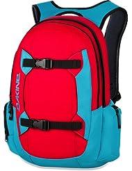 Dakine Mission 25L Backpack threedee / rouge Taille Uni