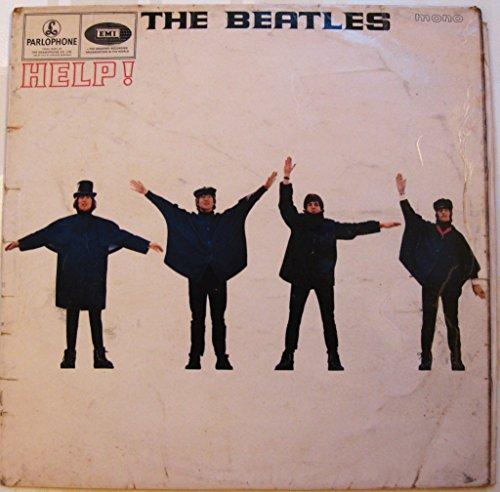 The Beatles - Help - Album/LP Vinyl Record 1965 - Beatles Cd Help