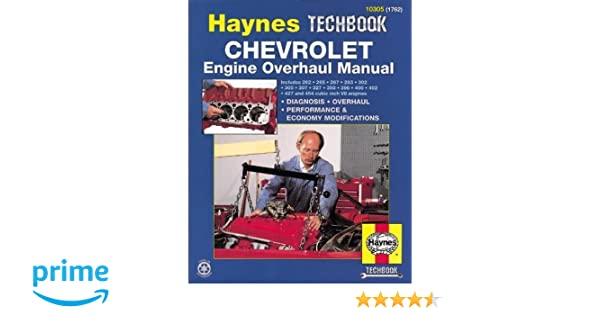 chevrolet engine overhaul manual haynes automotive repair manuals rh amazon co uk toyota 4k engine overhauling guide Nissan Sentra Engines Overhauling