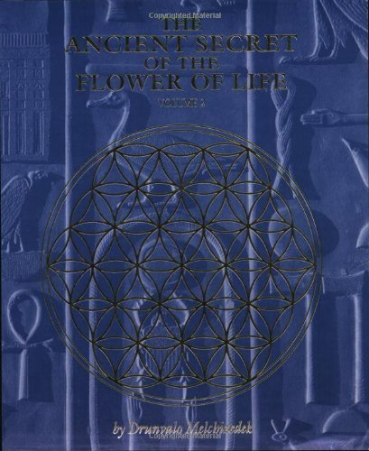 The Ancient Secret of the Flower of Life, Volume 2 by Drunvalo Melchizedek (2000) Perfect Paperback