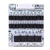 DC42-45 V ingang batterij beschermbord met compensatiefunctie PB-board voor 10 packs 36V Li-Ion cel Max 40A w/Balance