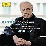 Bartok : 3 Concertos